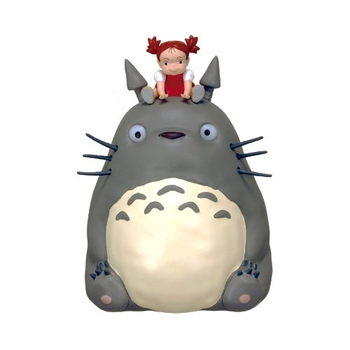 [Ghibli My Neighbor Totoro Moving Music Box Totoro and Mei playing hide-and-seek From Japan New] (Cute Easy Group Costumes Ideas)