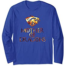 Mother Of Dragons Shirt Cool Middle Ages Style Gift Top Tee