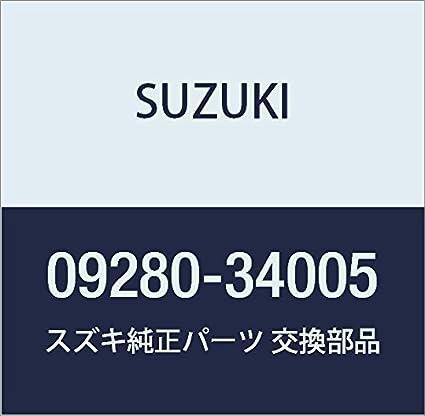 Amazon com: Suzuki 09280-34005, Engine Coolant Pipe O-Ring: Automotive
