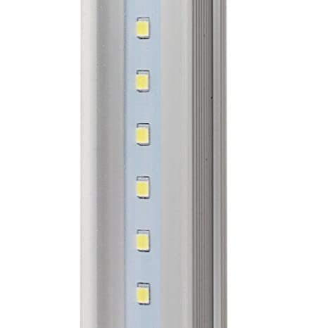 eDealMax CA 85-265V 9W T8 2835SMD LED integrada tubo de la lámpara de luz Blanca pura 60cm Longitud: Amazon.com: Industrial & Scientific