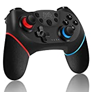 #LightningDeal Wireless Pro Controller Gamepad Joypad Remote Joystick for Switch Console