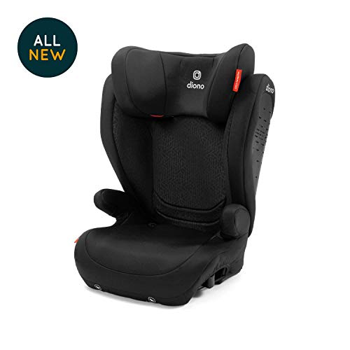 Diono Monterey 4 DXT Latch Booster Seat, Black