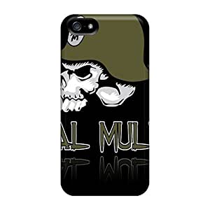 5/5s Scratch-proof Protection Cases Covers For Iphone/ Hot Metal Mulisha Phone Cases