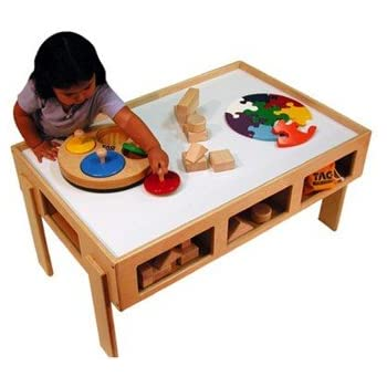 Nice Toddler Activity Table
