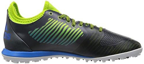 adidas X 15.1 Cg, Botas de Fútbol para Hombre Gris / Azul / Verde (Griosc / Azuimp / Seliso)
