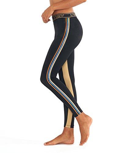L'URV Disco Stripe Legging (Medium)