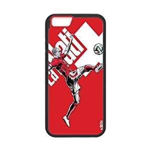 iPhone 6 Plus 5.5 Inch Cell Phone Case Black WorldCup Switzerland E3V6UP