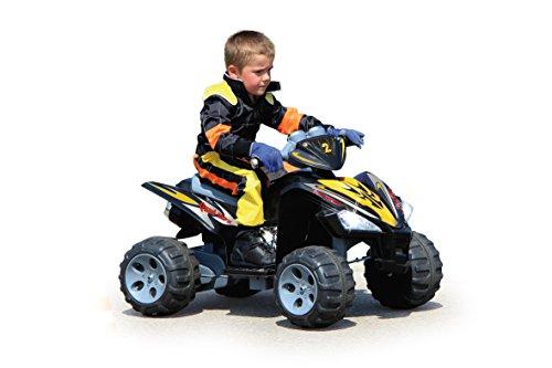 Jamara 404640 - Fahrzeuge, Ride-on Quad, 12 V