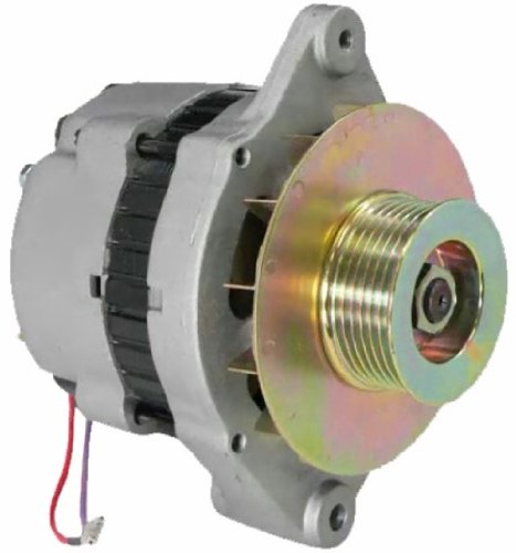 This is a Brand New Marine Alternator Fits Lucas, Mando, and Mercruiser, Fits Many Models, Please See Below