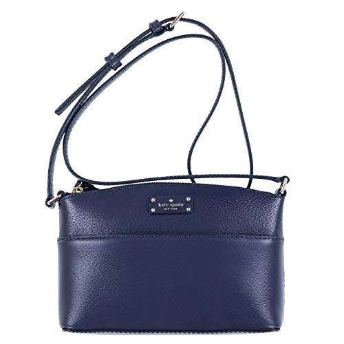 New Designer Purses York - Kate Spade New York Grove Street Millie Crossbody Purse (Blazer Blue)