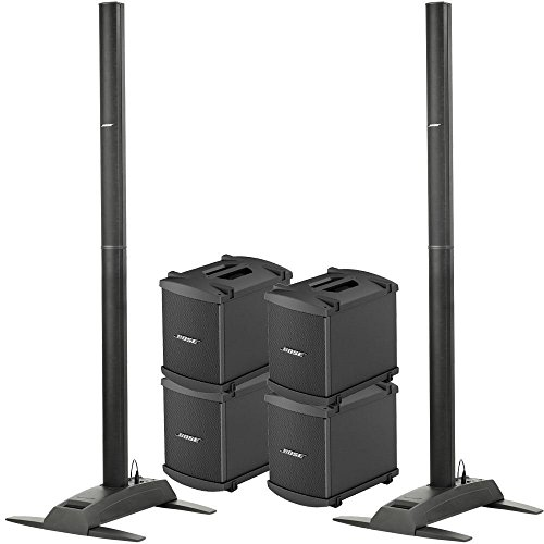 Bose Dual L1 Model II Quad Bass System PA Package