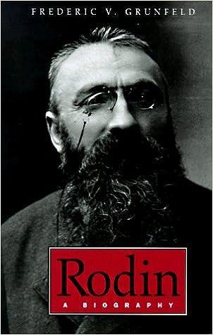 Book Rodin: A Biography by Frederic V. Grunfeld (1998-03-21)