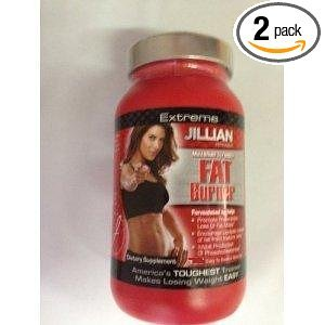 Jillian Michaels Fat Burner 56 Cap by Jillian Michaels