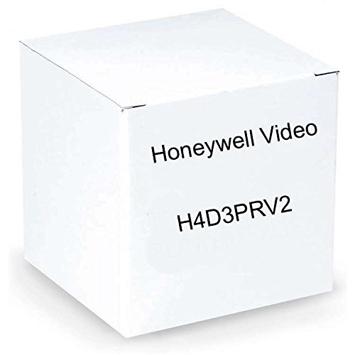 Honeywell Video H4D3PRV2 by Honeywell Video