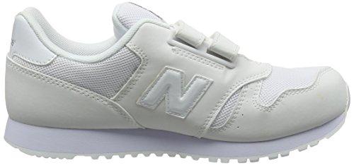 New Balance 373, Zapatillas Unisex Niños Blanco (White)