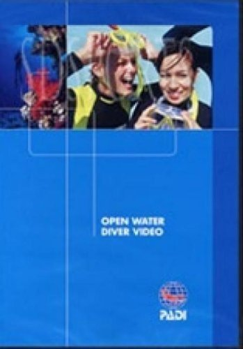 Padi Open Water Diver - DVD, #70831 by Padi, used for sale  Delivered anywhere in Canada