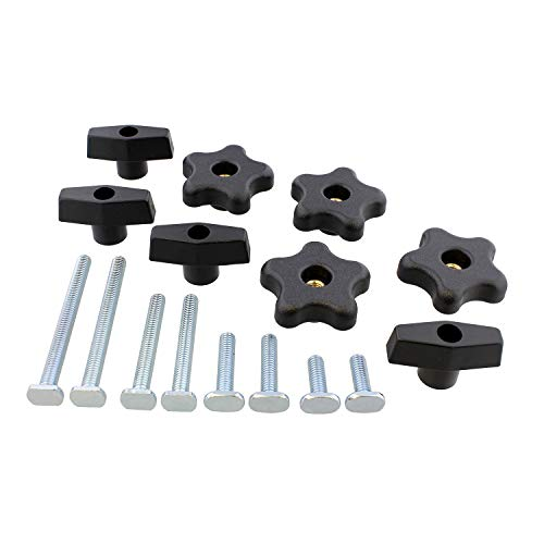 Used, DCT Jig Hardware Kit - 16 Pc Woodworking Hardware for for sale  Delivered anywhere in USA