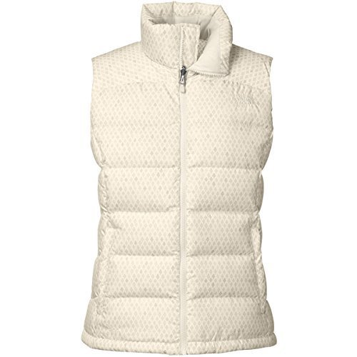 The North Face Nuptse 2 Vest Womens Gardenia White Ditsy Print XL [並行輸入品] B07F4G5VLW