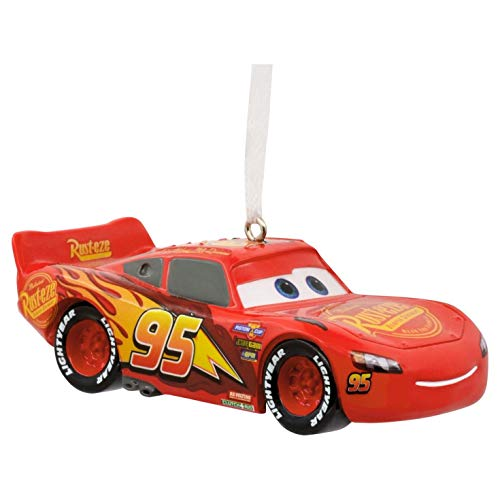 Hallmark Disney Lightning McQueen Cars 3 Christmas Ornaments ()