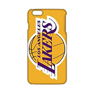Lakers 3D Phone Case for iphone 6 plus