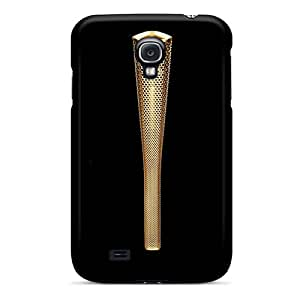 Tpu Welchmoibe1999 Shockproof Scratcheproof 2012 Olympic Torch Hard Cases Covers For Galaxy S4