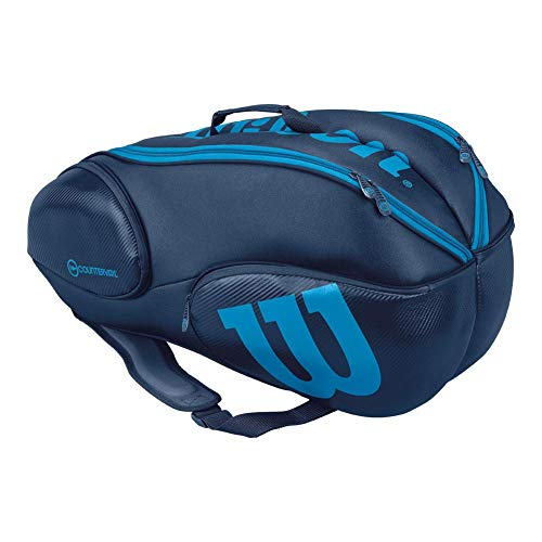 Wilson Vancouver Racket Bag, Ultra Collection - 9 Pack