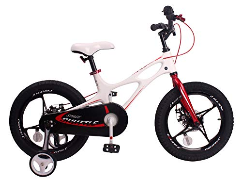 Space Shuttle White 14 inch Magnesium Kid's Bicycle