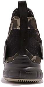 the latest 9251c df742 Nike Men's Lebron Soldier XII SFG EP, Black/Black-Hazel Rush ...