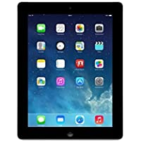 Apple iPad 2 with Wi-Fi 16GB - Black (2nd Generation) Reacondicionado (Refurbished)