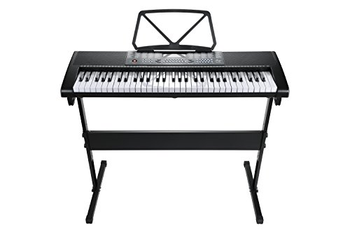 ELE-LIFE EL-57 61-Key Digital Portable Keyboard Piano Electronic ...