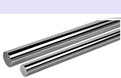 Nologo WJW-DAOGUI, 2 Stück 12mm Linear Shaft 340mm Lange Linearschiene 12x340mm CNC Linear Welle Gehärtete Rod Linearführungsschiene CNC-Drehteile