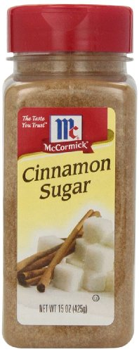 Mccormick Cinnamon Sugar MCP, 15 Ounce