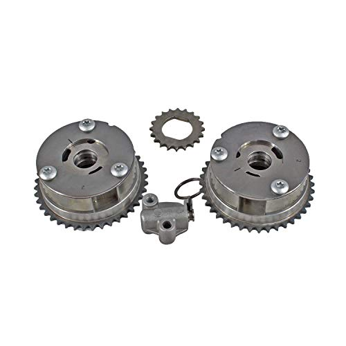 ITM Engine Components 053-94380 Timing Chain Set for 2002-2009 Honda 2.4L L4 K24A