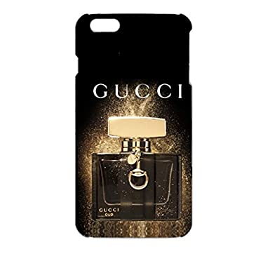 e14a593d5d19 Vintage Series 3D Gucci Logo Skin Case for Iphone 6 6s Plus 5.5 inch (Gucci)   Amazon.co.uk  Electronics