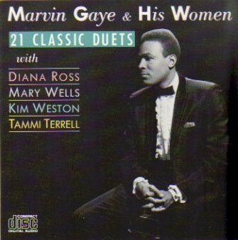Marvin Gaye Duets With Mary Wells