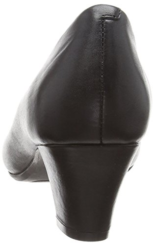 Chiusa Angelica Donna black 001 Col Punta Tacco Black Scarpe Hotter AcFRqaa
