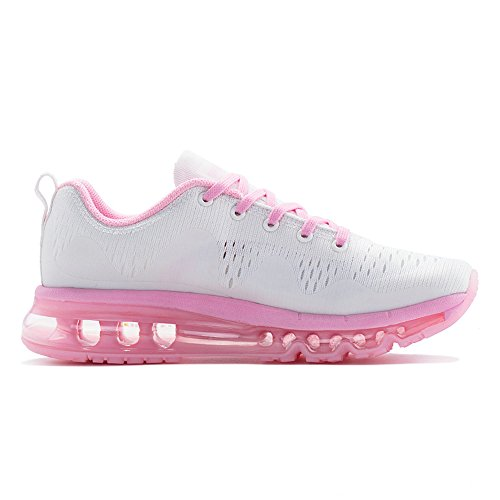 Sneakers Respirant OneMix Running Mesh et Air Femmes Casual Rose Hommes Cushion Chaussures Chaussures xzztrwp