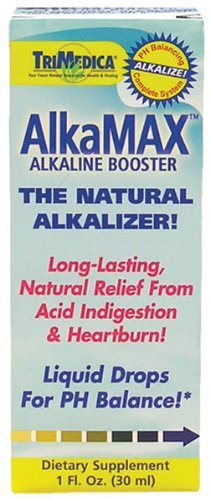 TRIMEDICA, AlkaMax pH Plus Liquid - 1 oz by (Alkamax Liquid)