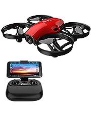 Potensic Drone A30W Rojo y Azul