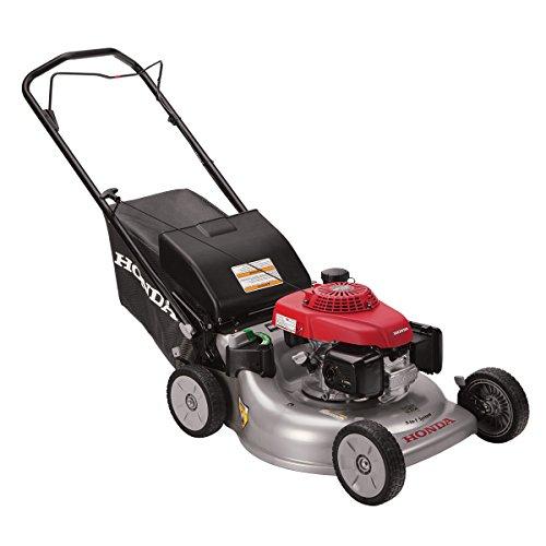 Honda 21'' 3-in-1 Self Push Gas Lawnmower Lawn Mower w/ Twin Blade...