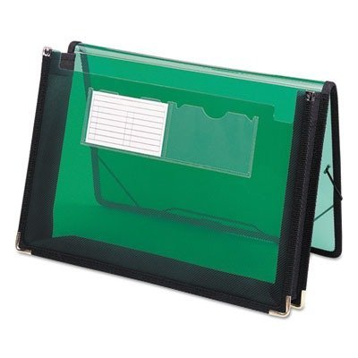 Smead UltraColor Expanding Wallet - Letter - 8.5 x 11 - 2.25 Expansion - 200 Sheet - 1 Each - Green by (Expansion 200 Sheet)