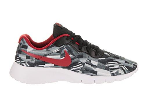 Nike 833671-001, Zapatillas de Deporte para Niños Gris (Wolf Grey / Gym Red Black White)