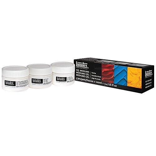 Liquitex Professional Mediums - Gel Pack