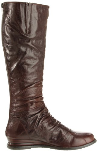 Mooz Women's Bonnie Riding Boot Brown Miz 6gpwqxCwn