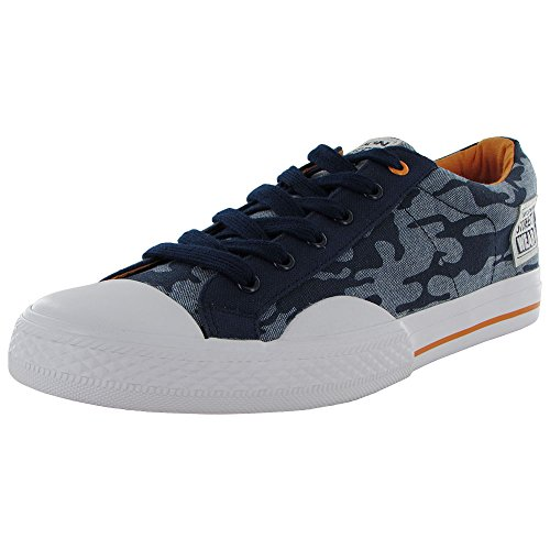 Lo Canvas Wear Street Blue Vision Women's Camo naI0Wq