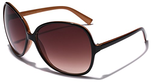 Oversized Big Round Frame Womens Celebrity - For Woman Sunglasses Cheap Designer