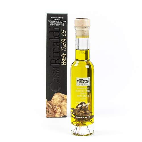 Oil Olive Case (White Truffle Extra Virgin Olive Oil by Casa Rinaldi (100 ml))