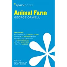 Animal Farm SparkNotes Literature Guide (SparkNotes Literature Guide Series)