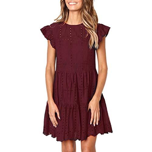 Knit Godet Skirt - Adeliber Black Skirt Womens Off The Shoulder Short Sleeve High Low Cocktail Skater Dress