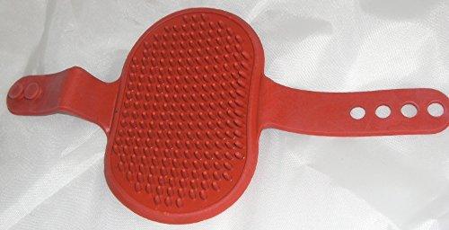Striegel Massage Enthaar Bürste (Handschuh) Gummiverarbeitenter Betrieb